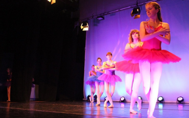 Ballet at Cirencester Dance Club