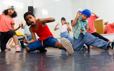 Hip Hop / Street Dance at Cirencester Dance Club