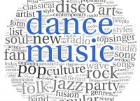 15891105-dance-music-concept-in-word-tag-cloud-on-white